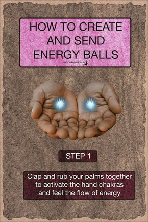 Magical Recipies Online   How to Send Distant Energy to anyone