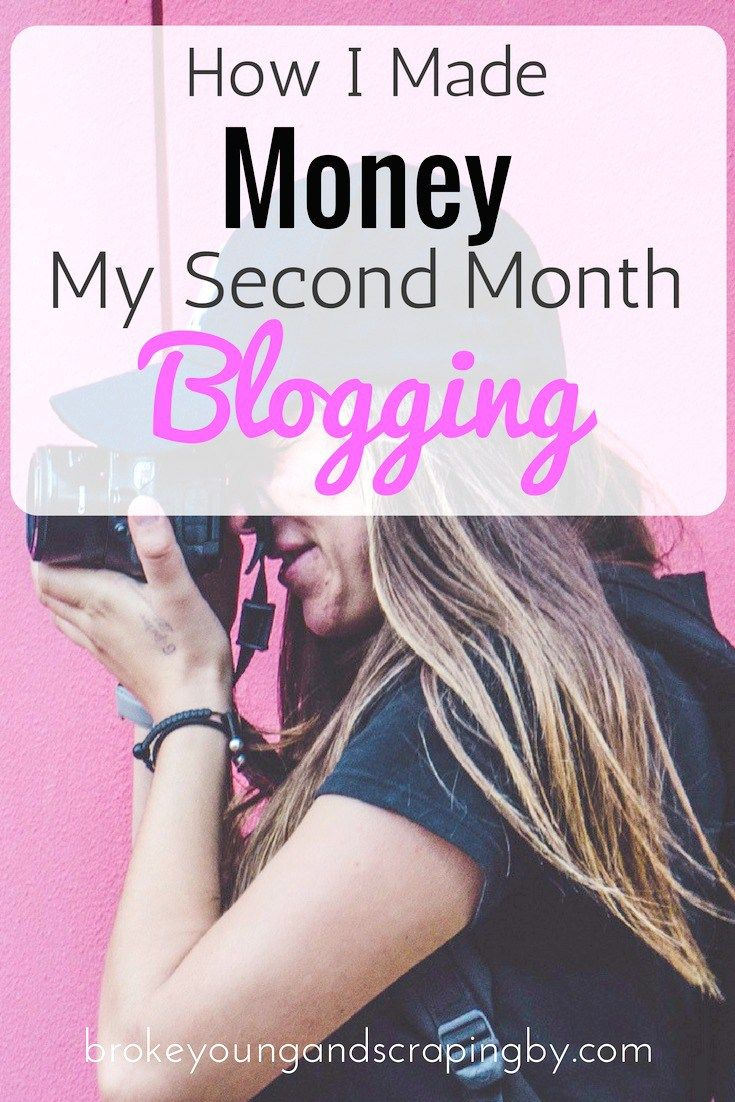 I achieved my first amount of blogging income in only my second month blogging! I will walk you through exactly what I did so you can achieve this too.