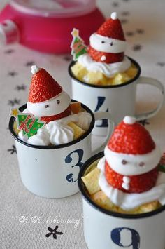 クリスマス・パーティにケーキは大切。ホーム・パーティだとお部屋の飾り付けやパーティ料理を用意したりと準備で大変・・・今回は簡単にできて見栄えもGoodなクリスマスケーキをご紹介。セルフ・アレンジしていつもと違うホームメイドケーキをつくっちゃおう!