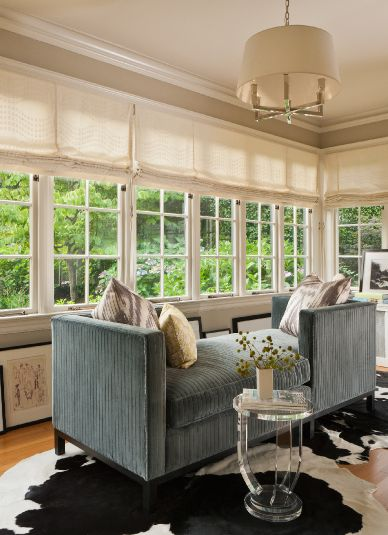 17 best images about conservatory ideas on pinterest sun for Window covering ideas for sunrooms