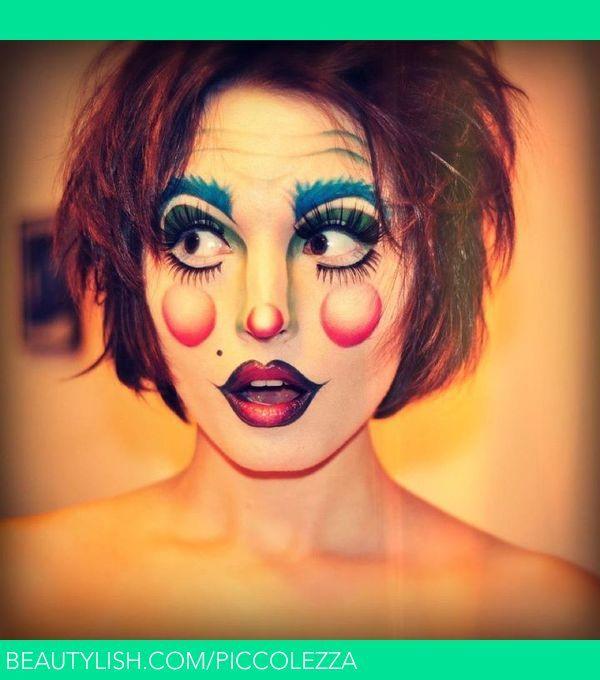 cirque du soleil makeup - Google Search