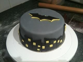 Batman Cake by The Vanilla Store To request a quote please email us at info@thevanillastore.com.au
