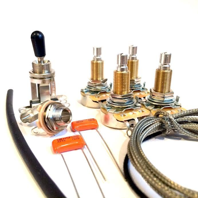 9 best images about Guitar Wiring Kits on Pinterest   Models ...