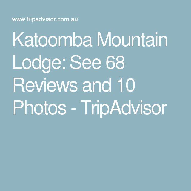 Katoomba Mountain Lodge: See 68 Reviews and 10 Photos - TripAdvisor