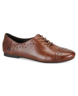 Born Shoes, Ibis Oxford Flats - Born - Shoes - Macy's