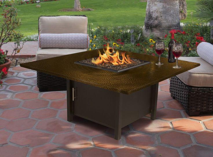 Best 20 Square Fire Pit Ideas On Pinterest Modern Fire