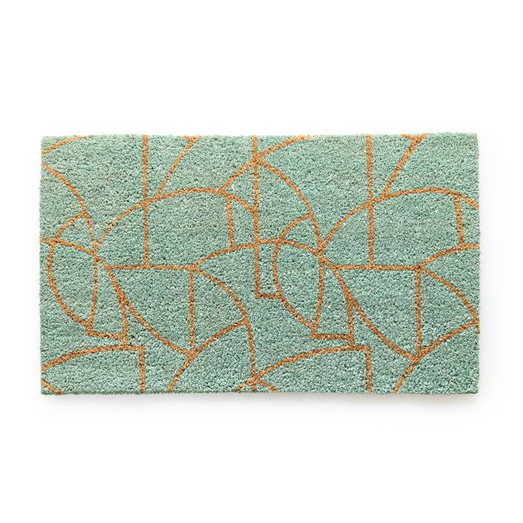 Create a welcoming hearth with the Flow Doormat