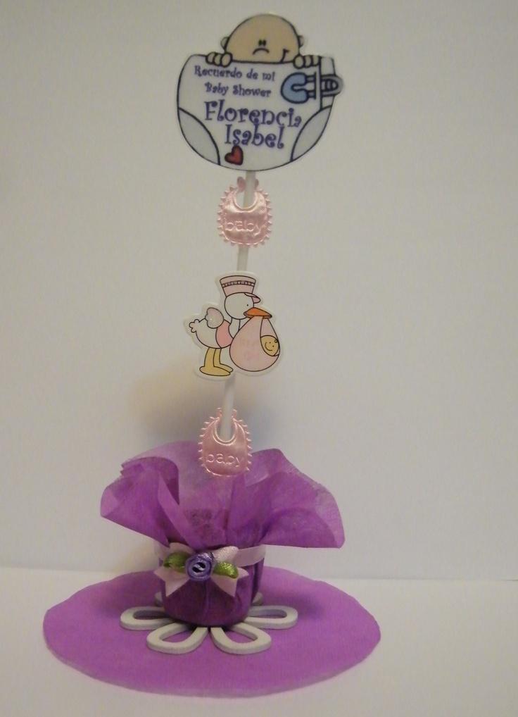 Un presente delicado y facil de hacer para tu Baby Shower-Toña