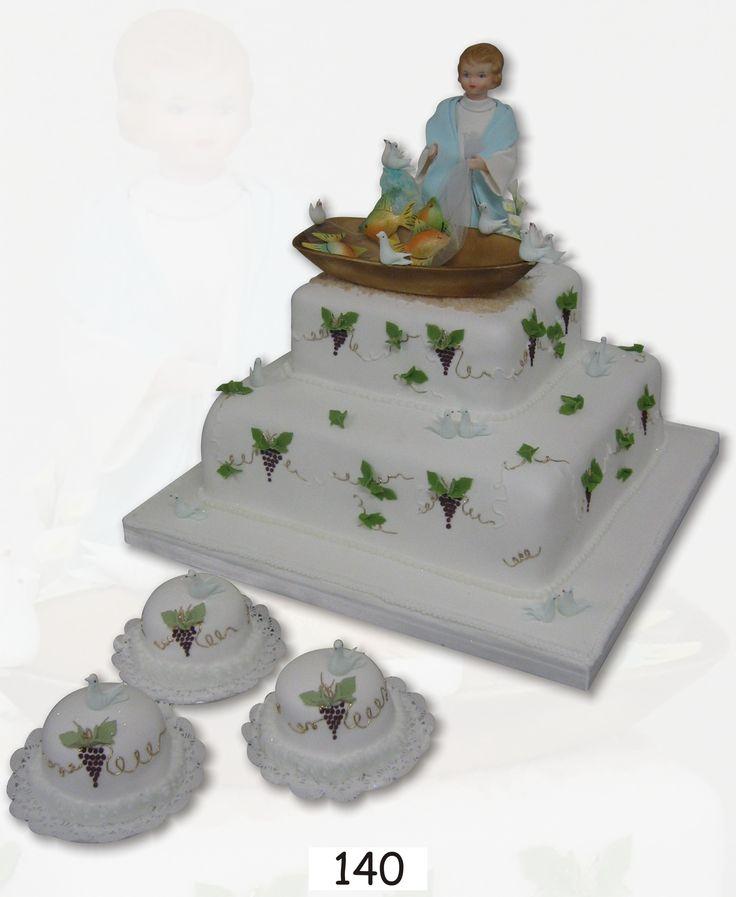 Jesús Pescador    La primera comunión, ha traspasado los limites del ámbito familiar para convertise en una celebración social casi tan importante como una boda. La torta debe mantenerse a la altura del evento y los detalles en la decoración, son claves para una excelente presentación.