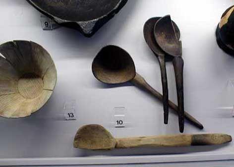 MEdieval spoons. Spurensuche im Boden-Küchenarchäologie