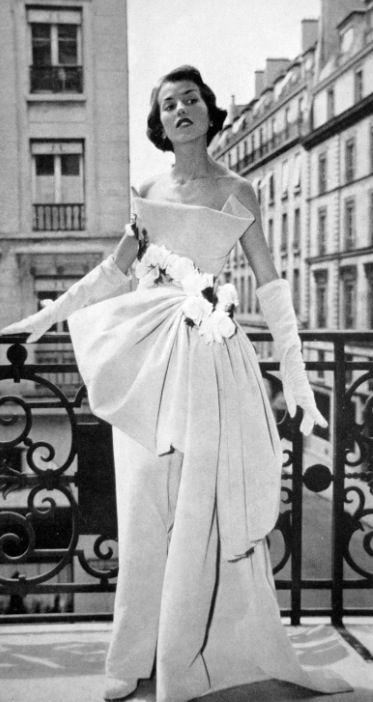 """clover-vintage: """" 1951 Queen Magazine """""""