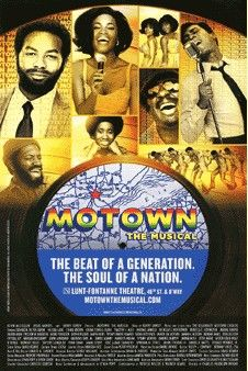 Motown - AMAZING! The music was incredible - I was definitely born in the wrong time period. This show was absolutely in my top 3!!