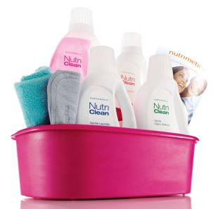 Nutrimetics Australia New Zealand - NutriClean Complete Home Cleaning Kit #nutrimetics