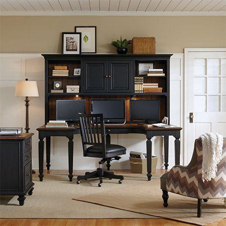the dump furniture ravenwood u desk and hutch - The Dump Furniture Store
