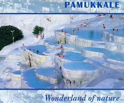pamukkale - Turkey