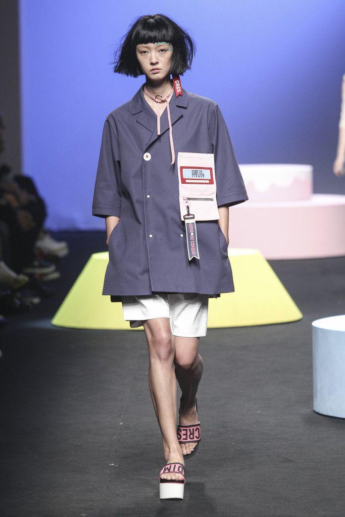 Vogue.com | Seoul Collection 2016 S/S CRES. E DIM.