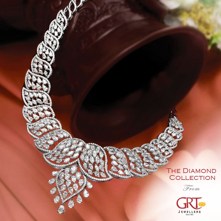 #Diamond #Necklace