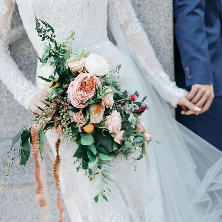 1000+ Ideas About Lace Bouquet On Pinterest
