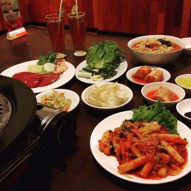 Korean food #daejanggeum jogja