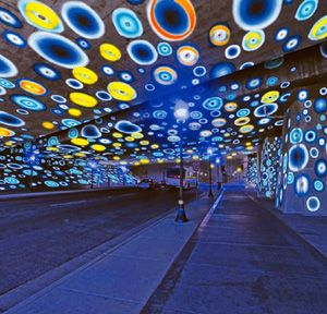 Click on the picture to find out where you can find these groovy underpass LED l…
