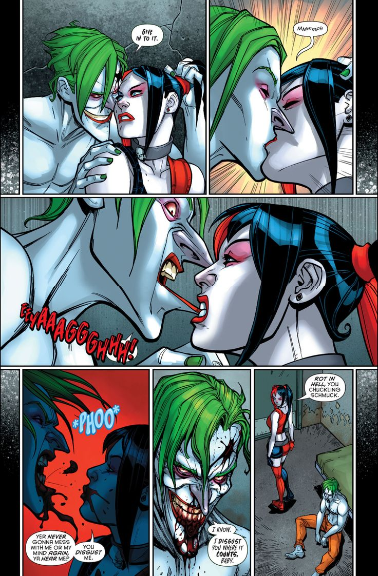 harley quinn vs the joker 4