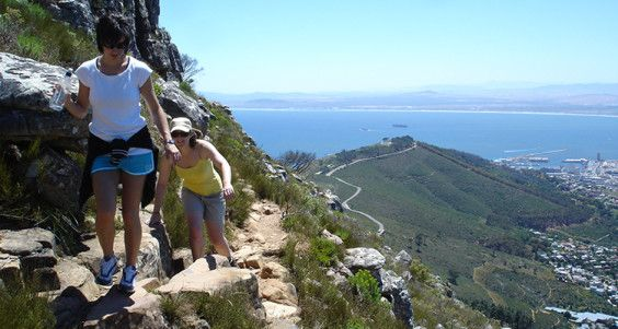 Best hikes in Cape Town: Lion's Head