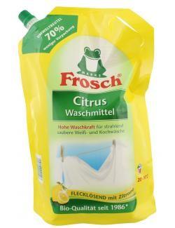 myTime.de Angebote Frosch Waschmittel citrus 18WL: Category: Drogerie > Waschen & Putzen > Waschmittel & Textilpflege >…%#lebensmittel%