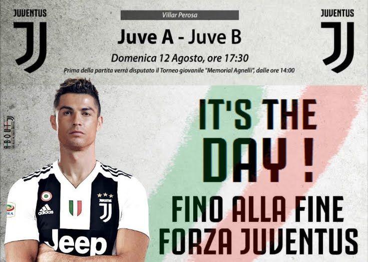 Dove Vedere Amichevole Juventus Villar Perosa Streaming Gratis Con Cr7 E Dybala Insieme Juventus Villa Calcio