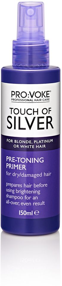Provoke: Touch of Silver - Pre-Toning Primer Reviews | beautyheaven