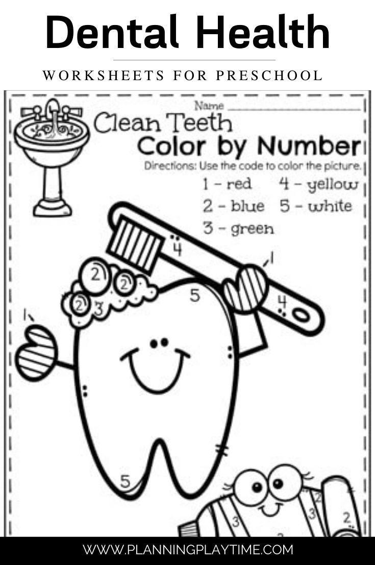 Dental Health Activities For Preschool In 2021 Dental Health Activities Preschool Names Health Activities [ 1107 x 735 Pixel ]