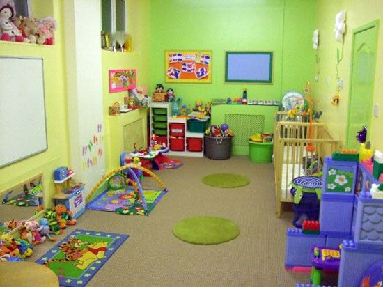 Preschool Space Ideas Like The Low Mirror Rug Accents