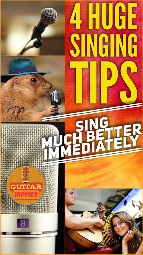 Includes 4 BIG tips on how to sing better immediately! 10 STUNNING benefits of singing that'll make you want to start singing today. Singing lessons online.