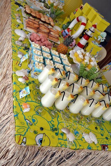 Spongebob Squarepants Party Food                                                                                                                                                                                 More