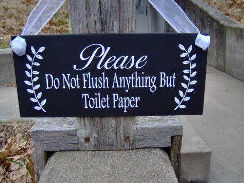 8 best Toilet signs images on Pinterest | Bathroom ideas, Bathrooms ...