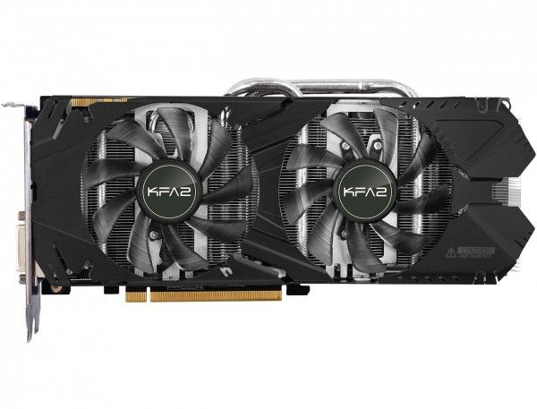 KFA2 kondigt GeForce GTX 970 EXOC Sniper Edition videokaart aan | Hardware.Info Nederland