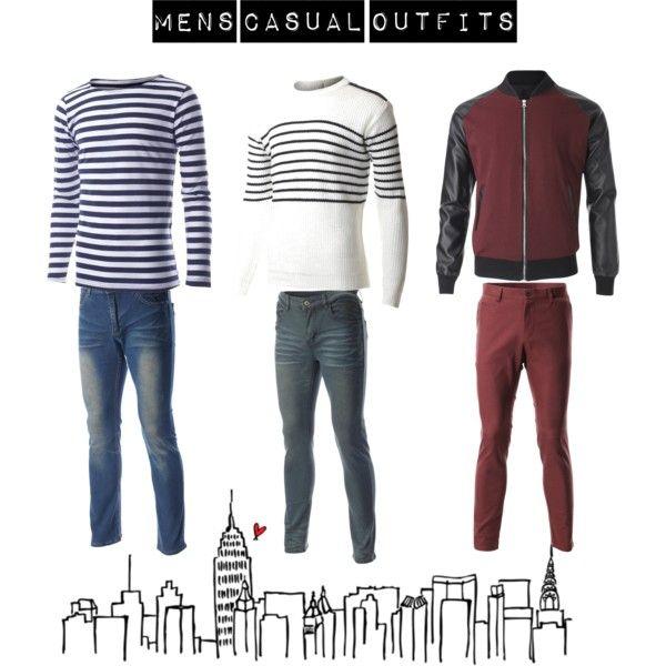 """Casual outfits #16"" http://www.flatsevenshop.com/"