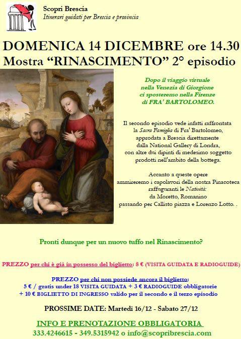 Mostra Rinascimento con Scopri Brescia http://www.panesalamina.com/2014/31301-mostra-rinascimento-con-scopri-brescia-3.html