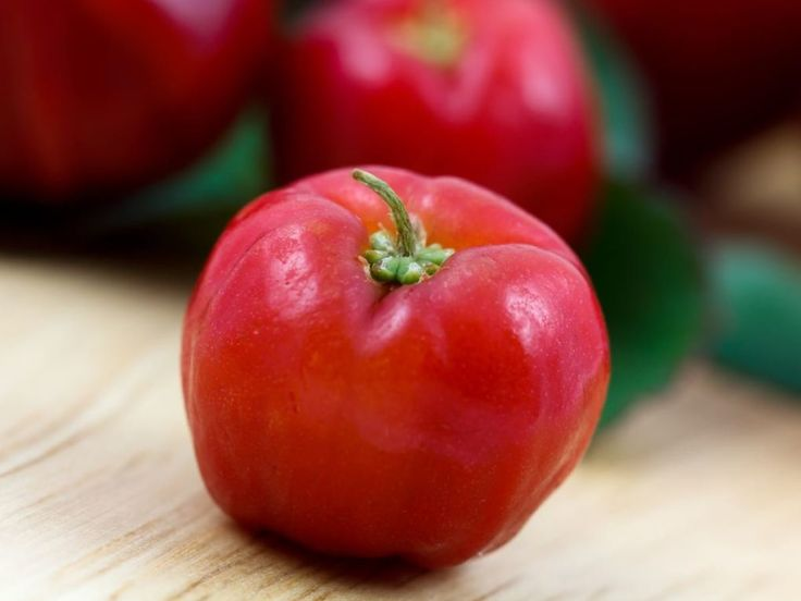 """Some of the most unique health benefits of acerola include its ability to manage diabetes, reduce signs of aging, prevent certain types of cancer, improve heart health, increase circulation, reduce allergic reactions, stimulate the immune system, increase eye health, protect the skin, and improve mood. Acerola is an unassuming shrub or small tree that bears a delicious cherry-like fruit, which is why you usually hear the term """"acerola cherry"""", rather than just acerola."""