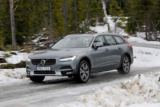 Volvo V90 Cross Country (2016): Vorschau