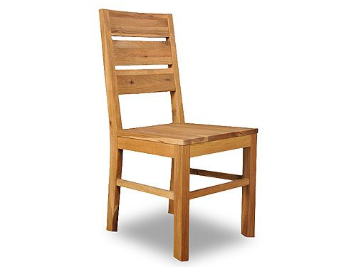 Barrow dubové dřevo masiv židle