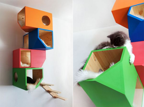 Catissa Cat House Now Available In The UK! Part 68