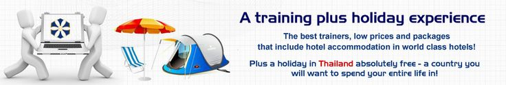 Join our Training Bootcamp @ ISOL to become a white hat hacking professional. Come to Thailand for CEH training and get a holiday as a bonus! Contact us now!