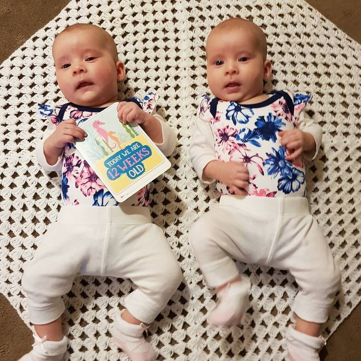 This mumma is a little behind the 8 ball and celebrating the girls latest milestone 3 days late.. but really when they look this cute who cares! Socks that look like shoes are life. No more counting in weeks after this one we'll be onto months  Couldn't be prouder to be their mummy