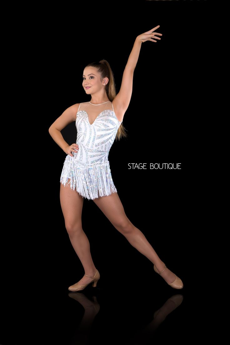 Flapper Dance Costumes Jazz Gold