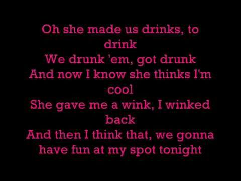 Bartender - t pain ft. akon (lyrics) - Don't smoke don't drink that's why I don't be by the bar bayyybe! Haha thought of you @tlebrock99