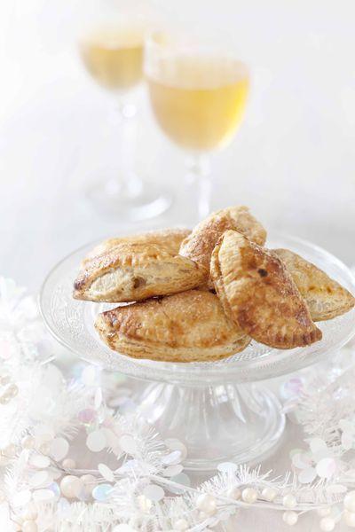 Chaussons aux pommes pour le petit déjeuner !