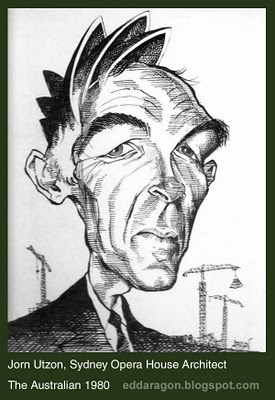 1980 The Australian #Caricature