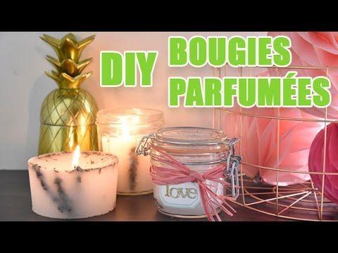Fabriquer des bougies soi-même - tuto et plus de 60 idées originales