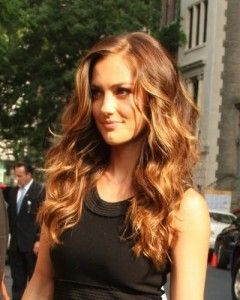 Hairstyles for Long Hair 2012 - LOVE this haircut and color!