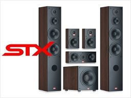 (marcin) STX KD-200 n 5.1 (kolor wenge)